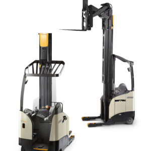 Crown forklift model RM6000 for sale from Lift Power