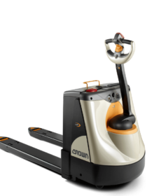 Crown pallet truck for sale from Lift Power