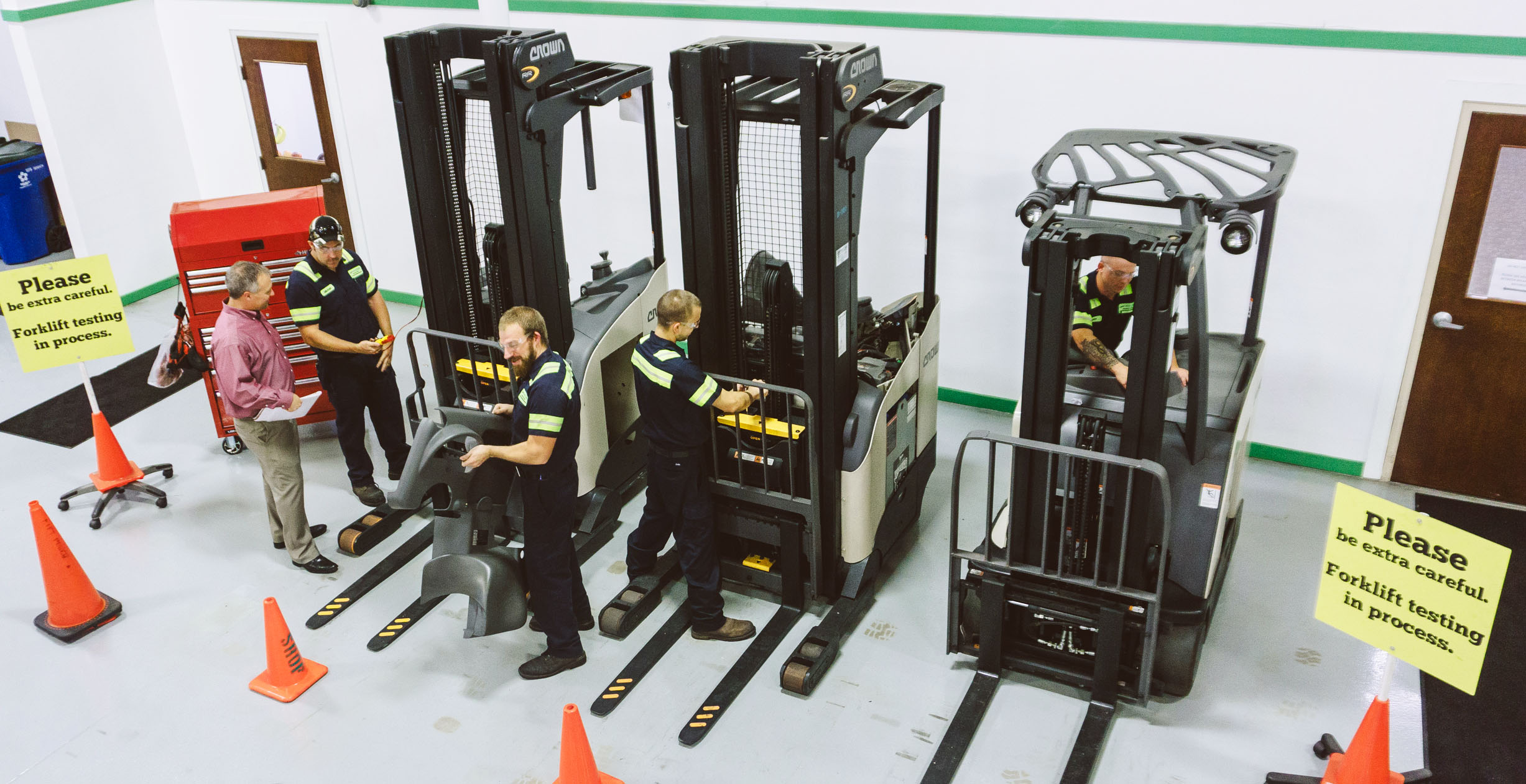 employee participation in safety
